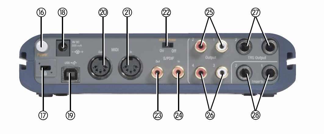 M-audio fast track pro manual